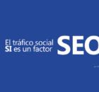 Trafico de redes sociales como factor SEO 2018