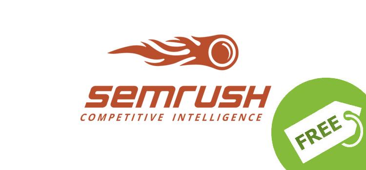 Usar SEMrush GRATIS