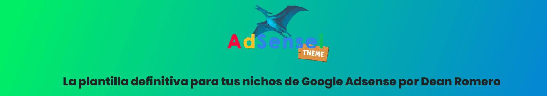 Adsensei Theme por Dean Romero