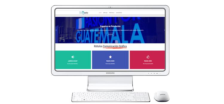 paginas web guatemala gratis