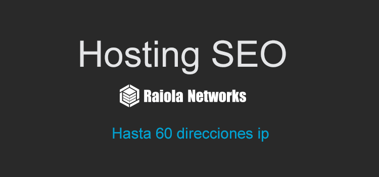 HOSTING SEO - HOSTING MULTI IP