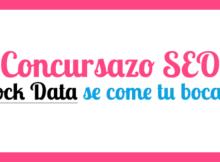 Concurso SEO - Sock Data se come tu bocata