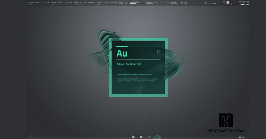 Descargar Adobe Audition Portable CS6