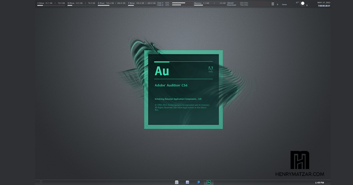 Descargar Adobe Audition Portable CS6