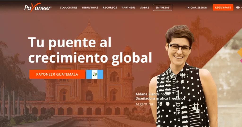 Payoneer en Guatemala